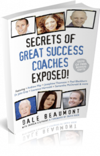 The chapter, 'Align Yourself', from Secrets of Great Success Coaches Exposed